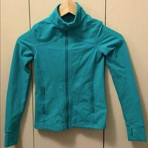 Ivivva Aqua Light Jacket/Sweater